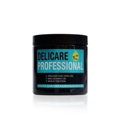 Delicare Professional маска для окрашенных волос 500 мл
