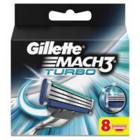 Gillette Mach3 Turbo сменные кассеты для бритья (цена за 1 шт)