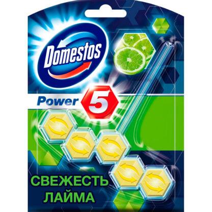 Domestos лайм блок для очищения унитаза 55 г