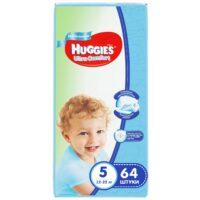 Huggies Ultra comfort подгузники для мальчиков 5 (12-22 кг) 64 шт