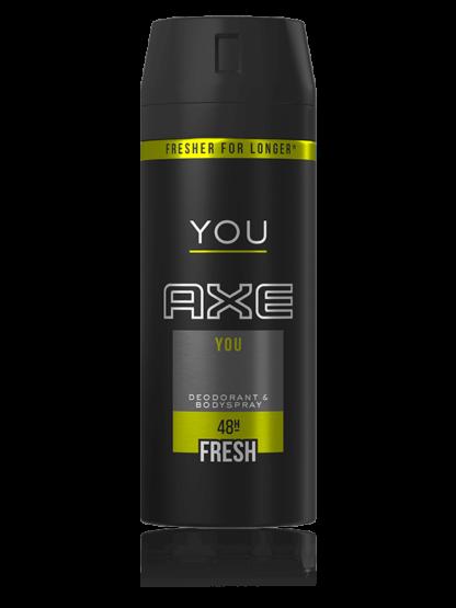 AXE You fresh спрей Дезодорант 150 мл