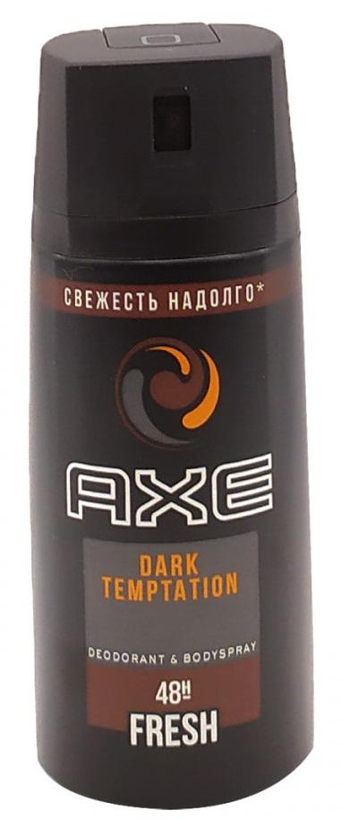 AXE Dark temptation fresh спрей Дезодорант 150 мл