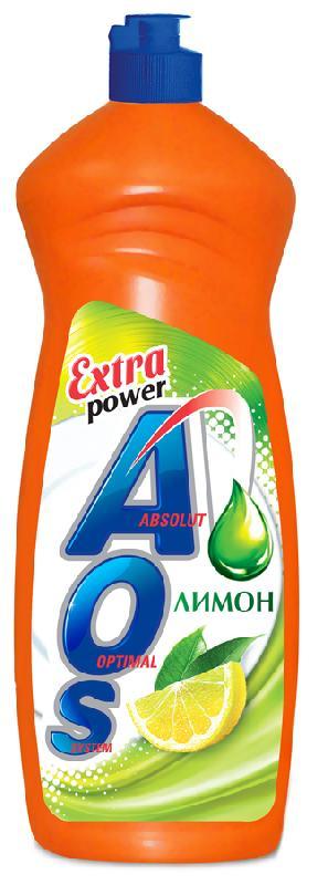 AOS Extra power Лимон бальзам средство для мытья посуды 900 мл