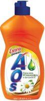 AOS Extra power Ромашка и витамин Е средство для мытья посуды 450 мл