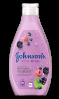 Johnson*s Vita-rich Лесные ягоды Восстанавливающий Гель для душа 250 мл