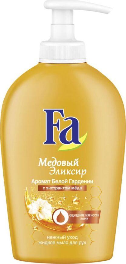 Fa Йогурт медовый элексир жидкое мыло 250 мл
