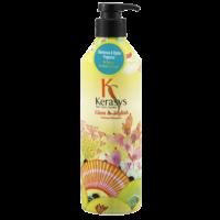 Kerasys Glam&Style очарование и элегантность Парфюмированный шампунь 600 мл