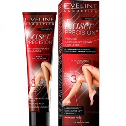 Eveline Cosmetics Laser precision Депиляторный Крем для ног 125 мл