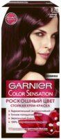 Garnier Color Sensation 3.16 аметист крем-краска для волос