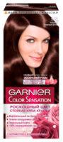 Garnier Color Sensation 4.12 холодный алмазный шатен крем-краска для волос