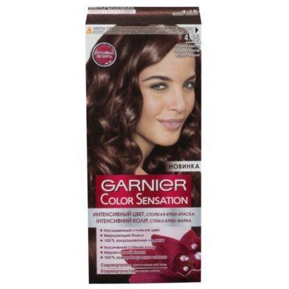 Garnier Color Sensation Крем-краска Ледяной каштан 4