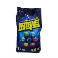 Perfect 6Solution Концентрированный бесфосфатный для белого и цветного белья автомат Порошок 3