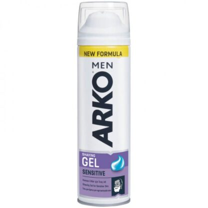 ARKO MEN Для чувствительной кожи Гель для бритья 200 мл