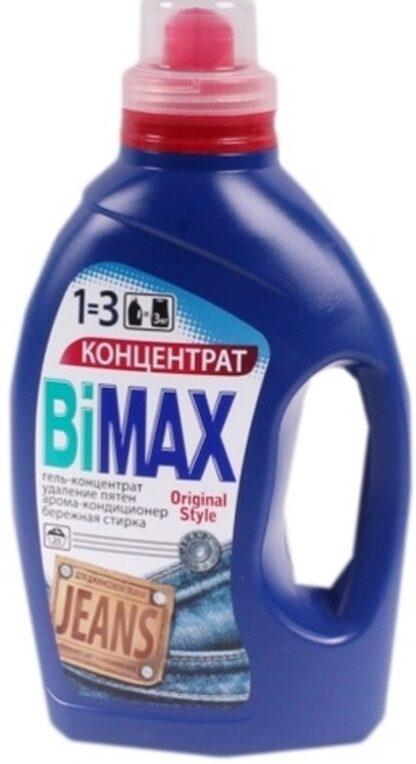 BIMAX  Jeans Гель-концентрат для стирки 1500 г