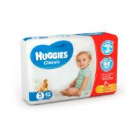 Huggies Classic подгузники 5 (11-25 кг) 42 шт