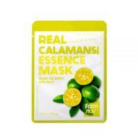 Farm Stay REAL Сalamansi с эссенцией каламанси тканевая Маска для лица