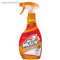 Mr Muscle средство для удаления известкового налета и ржавчины 500 мл