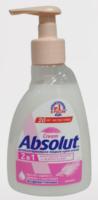 Absolut cream нежное масло чайного дерева + пантенол антибактериальное жидкое крем-Мыло 250 гр