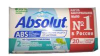 Absolut Classic двойная сила против бактерий освежающее антибактериальное мыло 90 гр