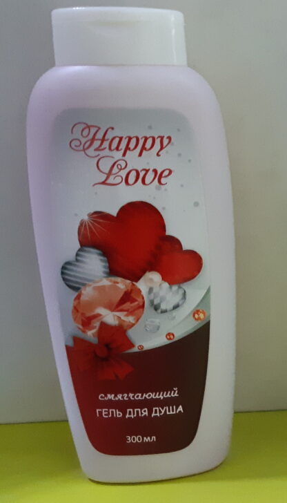 Aromika Happy Love смягчающий гель для душа 300 мл