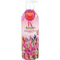 Kerasys Blooming&Flowery цветочный аромат парфюмированный Бальзам-ополаскиватель 600 мл