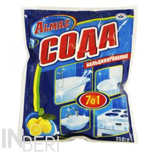 Almaz Лимон СОДА кальцинированная 350 ГР
