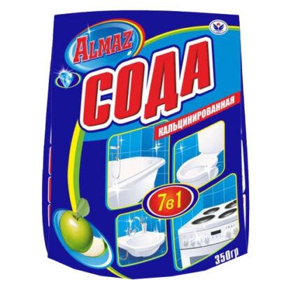 Almaz Яблоко СОДА кальцинированная 350 ГР