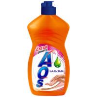 AOS бальзам средство для мытья посуды 450 мл