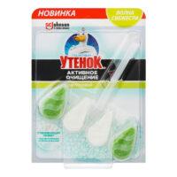 Туалетный Утенок Цитрус активное очищение отбеливающий эффект подвесной очиститель унитаза 38