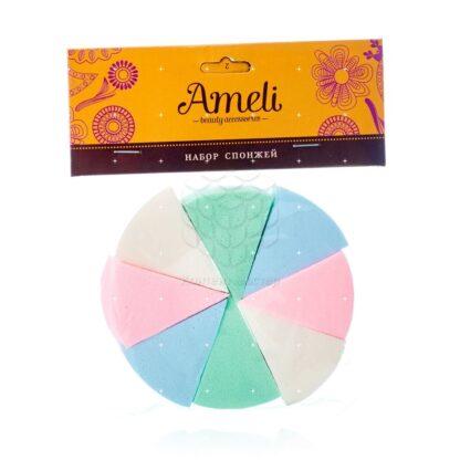 Ameli набор спонжей для макияжа 8 шт
