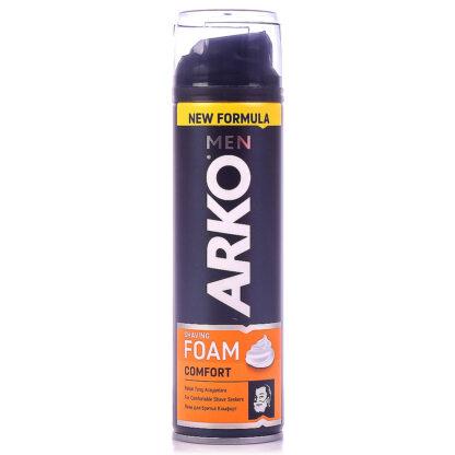 ARКО MEN Shaving FOAM Comfort Пена для бритья 200 мл