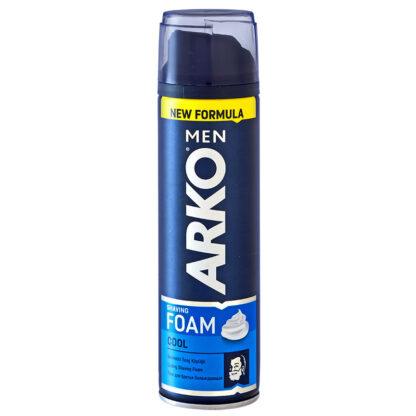 ARКО SHAVING FOAM Охлаждающая Пена для бритья 200 мл