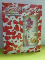 Aromika Sweet Love (шампунь 300 мл + гель-скраб для тела 300 мл) подарочный набор
