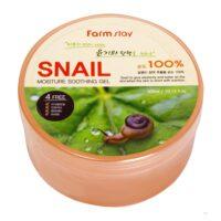 Farm Stay с экстрактом слизи улитки универсальный увлажняющий гель 300 мл
