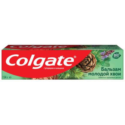 Colgate Бальзам молодой хвои Зубная паста 100 мл