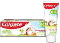 Colgate Нежные фрукты 0-2 года детская Зубная паста 40 мл