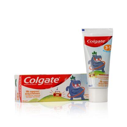 Colgate Нежная мята 3-5 лет детская Зубная паста 60 мл