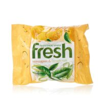 Fresh мандарин и белый чай туалетное мыло 50 г