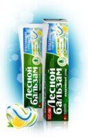Лесной бальзам Тройной эффект отбеливание зубная паста 130 г