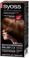 Syoss 5-24 морозный каштановый крем-краска для волос