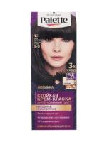 Palette 3-0 тёмно-каштановый интенсивный цвет Стойкая крем-краска для волос