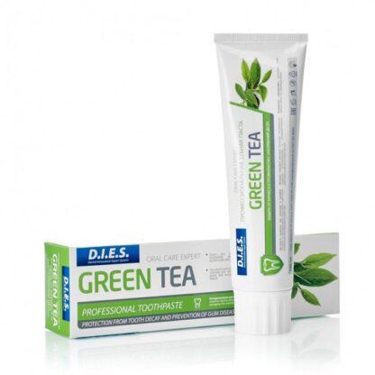 D.I.E.S GREEN TEA Зубная паста 100 мл