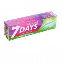 7 days RezolutТройное действие Зубная паста 100 мл