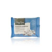 DAY SPA Cotton Освежающие влажные Салфетки 15 шт