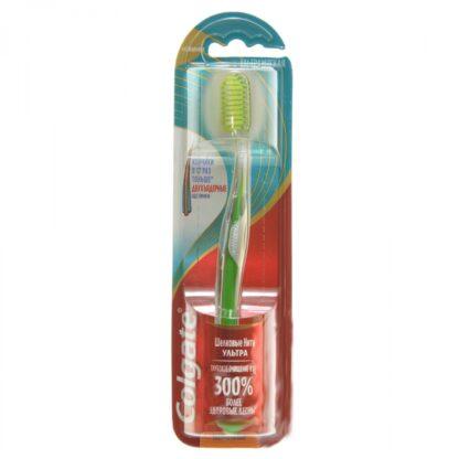 Colgate Шелковые Нити ультрамягкая щетина зубная щетка