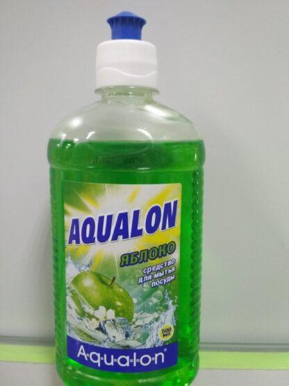 Aqualon Яблоко средство для мытья посуды 0