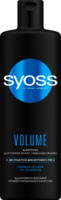 Syoss Volume Для тонких волос лишенных объема Шампунь 450 мл