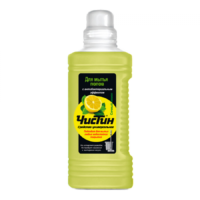Чистин Сочный лимон Моющая жидкость Для полов 1000 мл