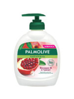 PALMOLIVE Натурэль Витамин В и Гранат с увлажняющим молочком жидкое крем-мыло для рук 300 мл