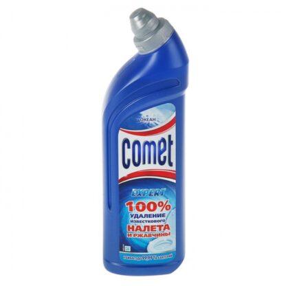 Comet Toilet Expert океан Чистящее средство для туалета 750 мл